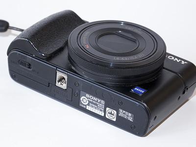 索尼 RX00 黑卡