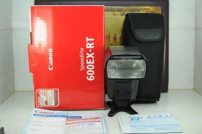 95新 Canon 佳能 600EX-RT 闪光灯 数码专业