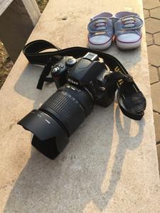 D40X 带镜头18-135mm