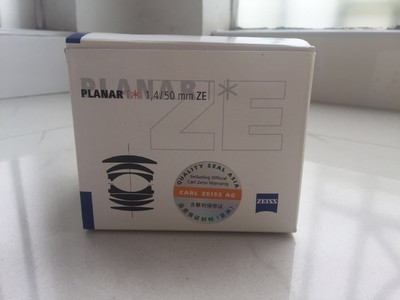 99新 蔡司 carl zeiss 50 1.4ZE