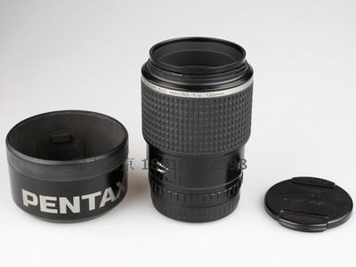PENTAX 645D 用 FA MACRO 120/4 微