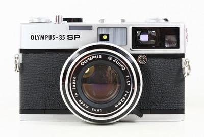 奥林巴斯 OLYMPUS 35SP 日产135胶片旁轴相机
