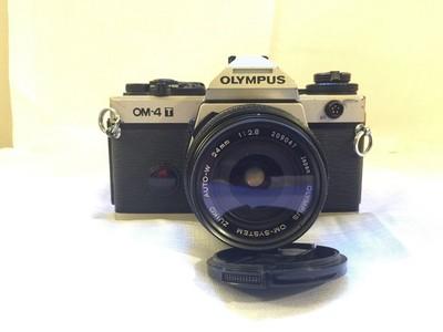 奥林巴斯 OM4T 机身