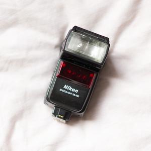 Nikon尼康S-B600闪光灯
