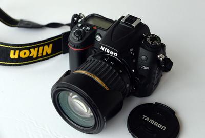 尼康D7000+腾龙17—50mmF2.8(A16)一套