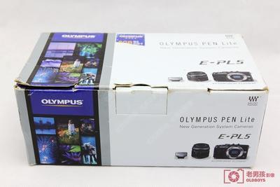 奥林巴斯E-PL5/E PL5套机(14-42mm II R) 微单数码相机