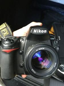 尼康经典全画幅D700+ 85-1.4D+50-1.4D