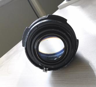 罕见LOMO 大光圈 电影镜 OKC14-75-1 75mm
