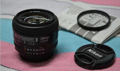尼康28/F2.8D
