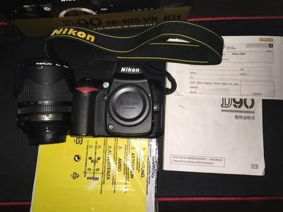 D90,18-105mm镜头