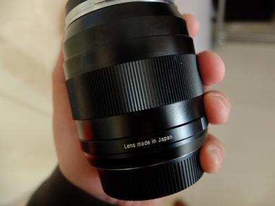 佳能口 蔡司35f2  35mm  f2 35 2  ZE