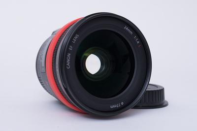 换门出佳能顶级红圈定焦24L 50L 135L 可换尼康镜头