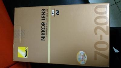 99新 尼康 AF-S 70-200mm f/2.8G ED