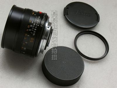寄售商品成色很好 正品 徕卡LEICA R50F2 E55 ROM镜头支持置换