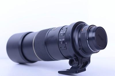 95新 尼康 300/4D 长焦镜头 自用镜头 镜片无划痕