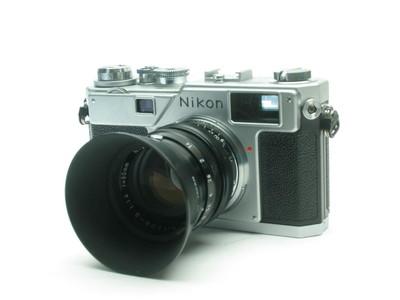 尼康S3千禧年纪念版+50mm/1.4镜头