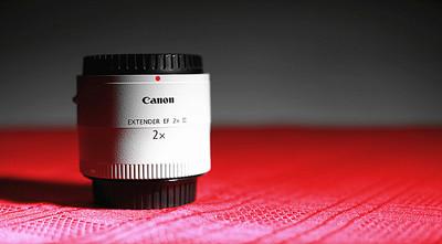 canon EXTENDER EF 2*III