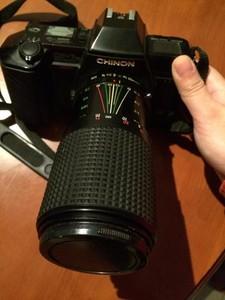 chinon照相机