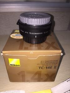 Nikon/尼康 AF-S TC-14E II增倍镜