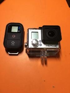 Hero3+ GoPro3+黑色版旗舰版(全配件+LED+R