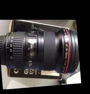 佳能EF 16-35mm f/2.8L IS II USM
