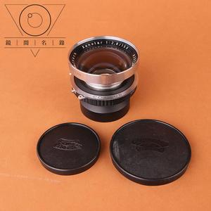镜间名录  施耐德 Xenotar 150mm F2.8 J-05