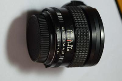 俄罗斯ARSAT 20MM F2.8