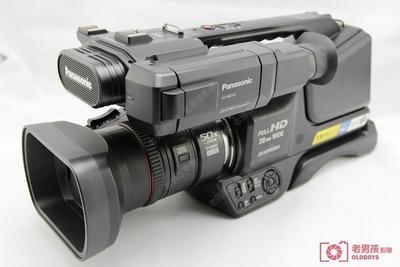 Panasonic/松下 HC-MDH2GK 肩扛婚庆高清摄像机 HD高清DV