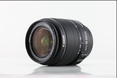 佳能EF-S 18-55mm f/3.5-5.6 IS STM镜头【旧换新】