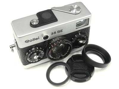 Rollei/禄莱 35S 35SE UV镜+遮光罩+盖