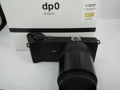 适马DPO 微单相机