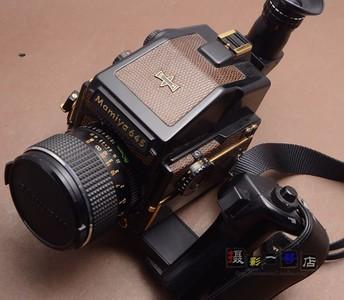 MAMIYA 玛米亚 相机 M645+80/1.9 套机 带镜头 金机哦