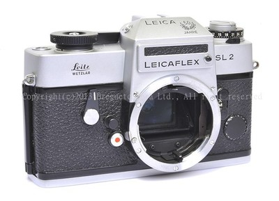 【稀有收藏品】Leica/徕卡 SL2 50周年限量机版 银色机身 #HK5339X