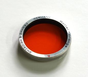 Rollei/禄来 橙镜 全色镜 B1
