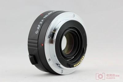 肯高AF DGX MC4 2X增距镜 2倍增倍镜 增倍镜 自动对焦佳能口