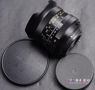 ROLLEI 禄来 16/2.8 QBM HFT 鱼眼镜头
