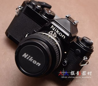 NIKON 尼康 相机 FE+50/1.4镜头 FE套机