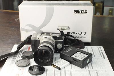 宾得 Q10 套机 5-15头 微单相机 高清摄像 防抖 全世界最小微单