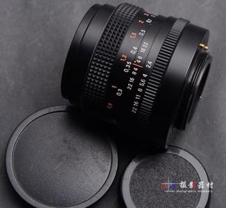 ZEISS 蔡司 35/2.4 M42 红MC 35mm f2.4 可转接NEX A7