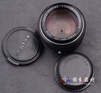 Pentax 50/1.2 PK SMC 50mm f1.2 宾得 可转NEX