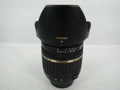 腾龙 SP AF17-50mm F/2.8 XR Di II LD   尼康口
