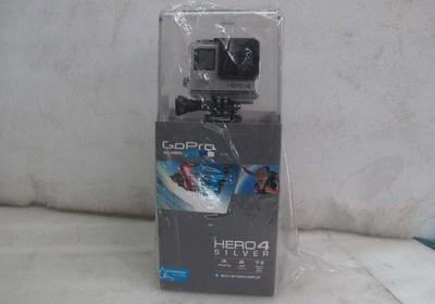 GoPro HERO 4 SILVER4K户外运动数码摄像机
