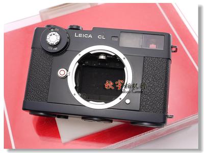 ★☆秋★全球最小徕卡M口旁轴 Leica CL【徕卡LOGO版】