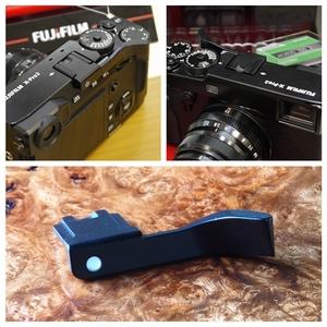 【三茂】Fujifilm/富士 X-pro2 X-Pro1 指柄