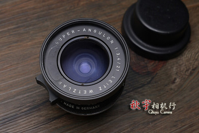 Leica Super-Elmar-M 21 mm f/3.4 Asph