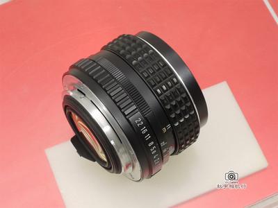 店庆88折!宾得50/1.4 PENTAX SMC 50mm F/1.4【良品】1023573