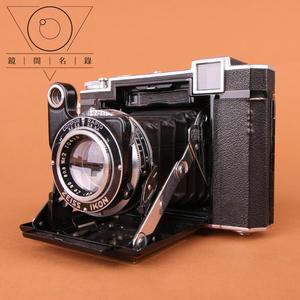 镜间名录| 超级依康塔 532/16 带皮盒 胶片相机 J-02