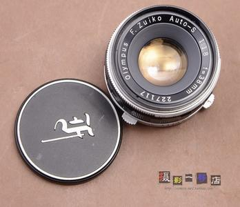 B OLYMPUS 奥林巴斯 相机 PEN用 38/1.8 38mm f1.8 97新
