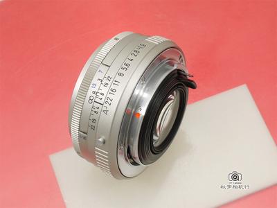 88折!宾得大公主早期版 Pentax FA 43mm F1.9【良品】银色 11870