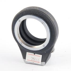 【美品】Leica/徕卡 OUBIO L39转M 脚架座接环  #75046